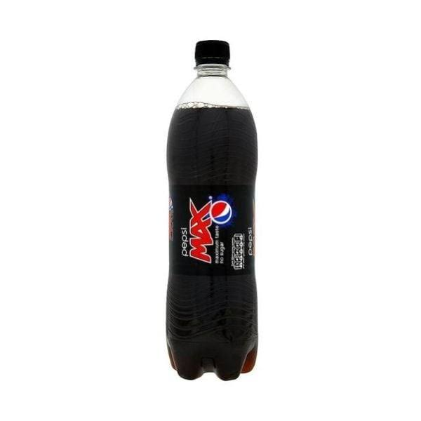 Britvic 750 ml Pepsi Max 500ml 50% 750ml 20packs