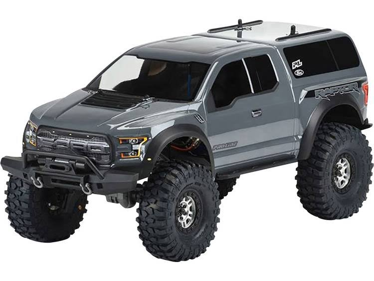 Pro-line Racing 2017 Ford F-150 Raptor TRX-4