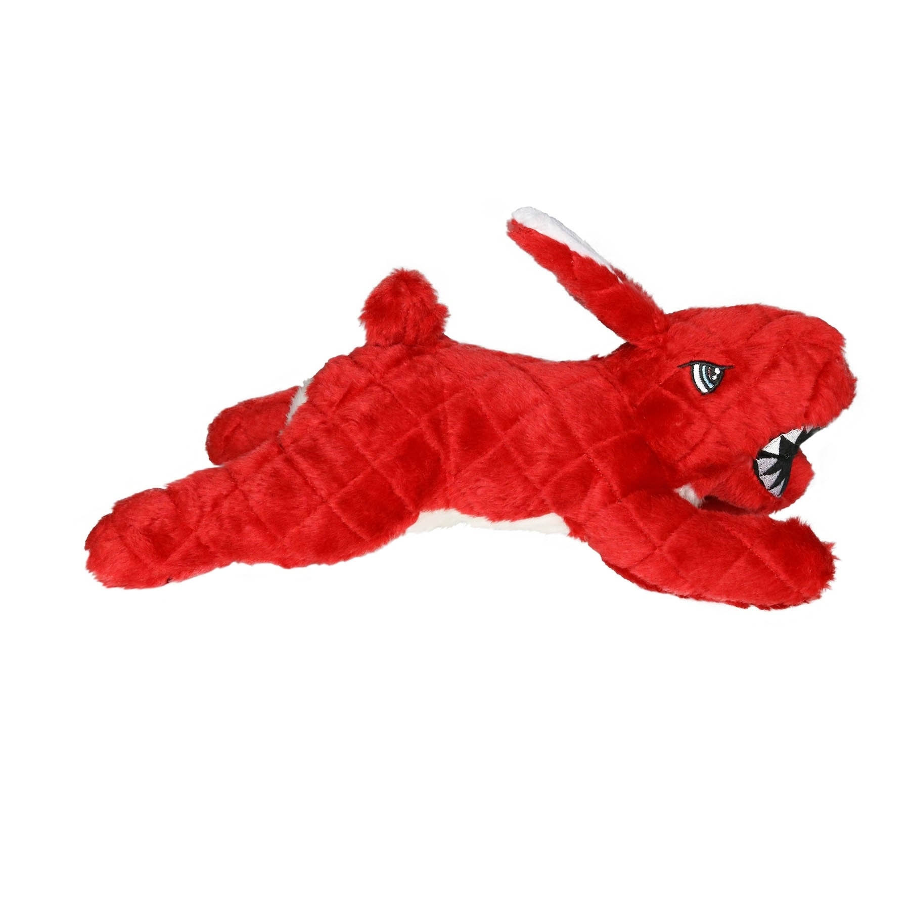 Mighty Angry Animals Rabbit Dog Toy