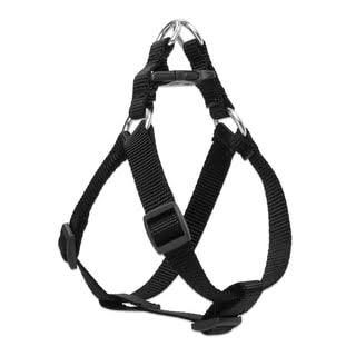 Lupine 27595 Step in Dog Harness - 12-18 in, Black
