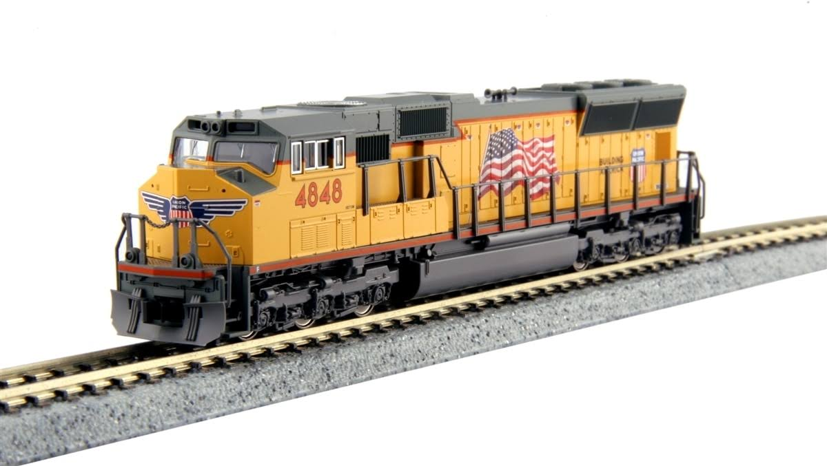 Kato USA - N SD70M, Up #4848 - 1768610