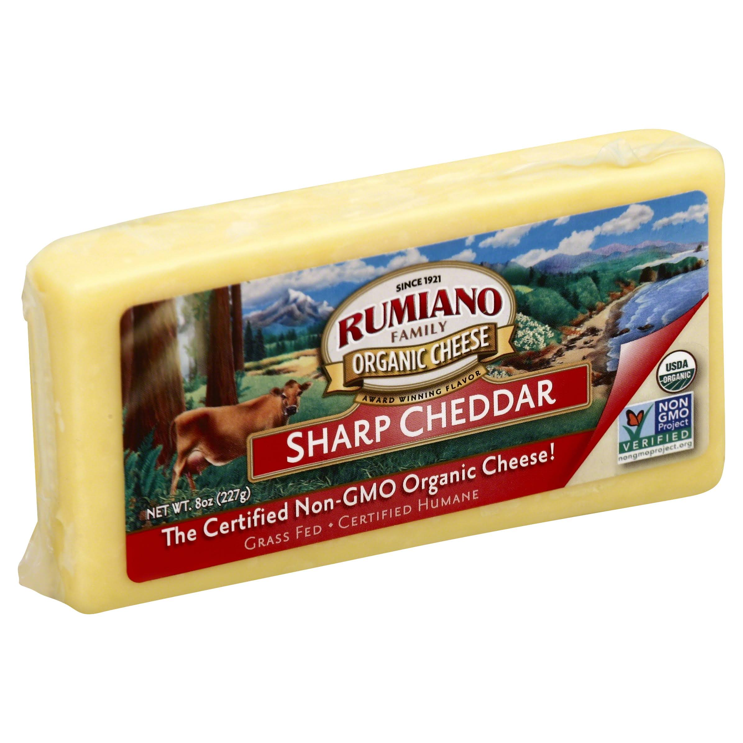 Rumiano Sharp Cheddar