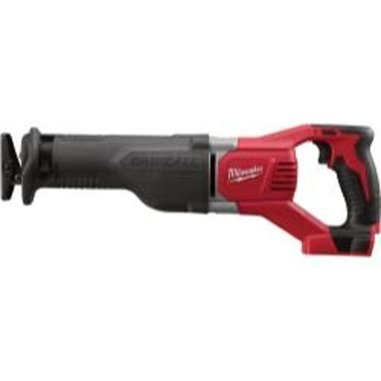 Milwaukee M18 Lithium Ion Cordless Sawzall Reciprocating