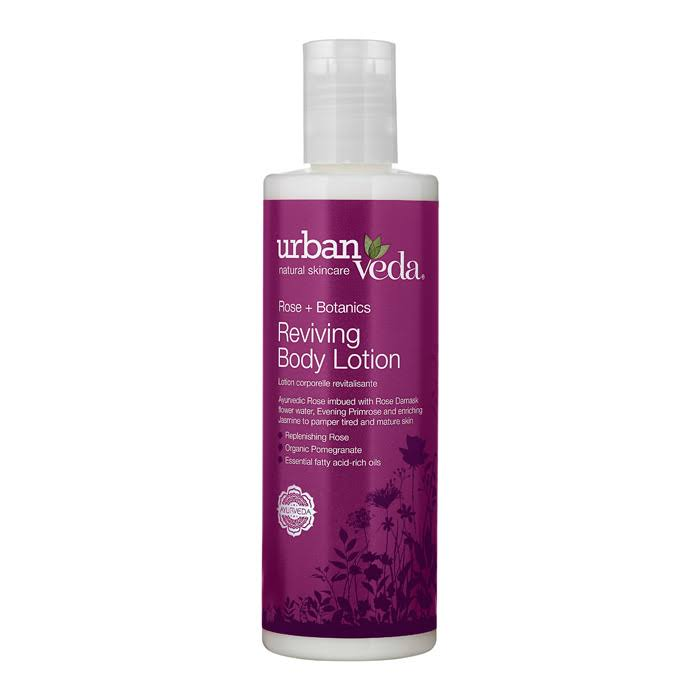 Urban Veda Rose Plus Botanics Reviving Body Lotion - 250ml