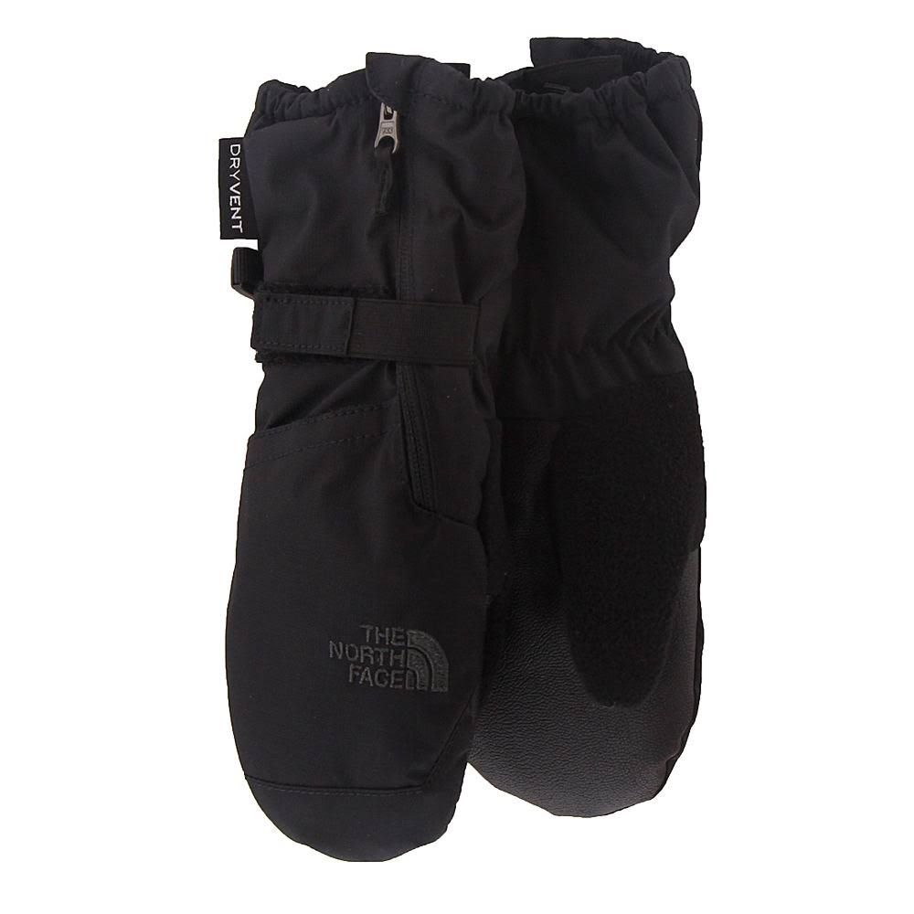 The North Face Toddler Mitt TNF Black 5T