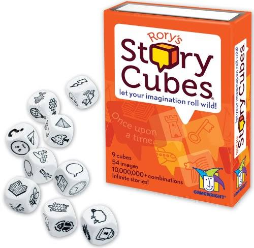 Gamewright Rory's Story Cubes Game