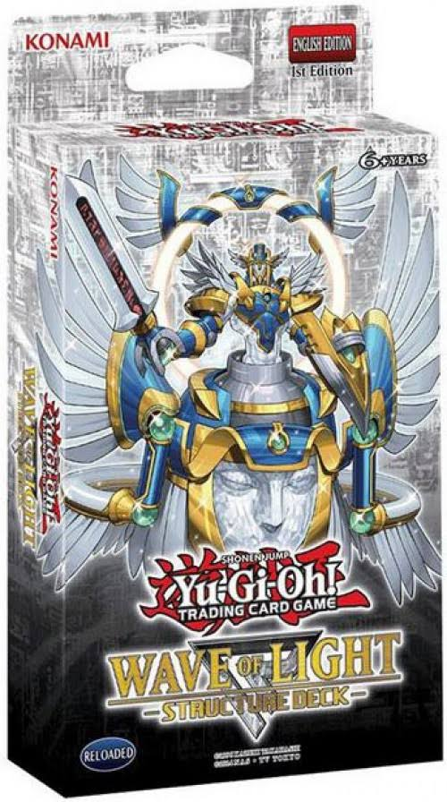 Yu-Gi-Oh Structure Deck - Wave of Light