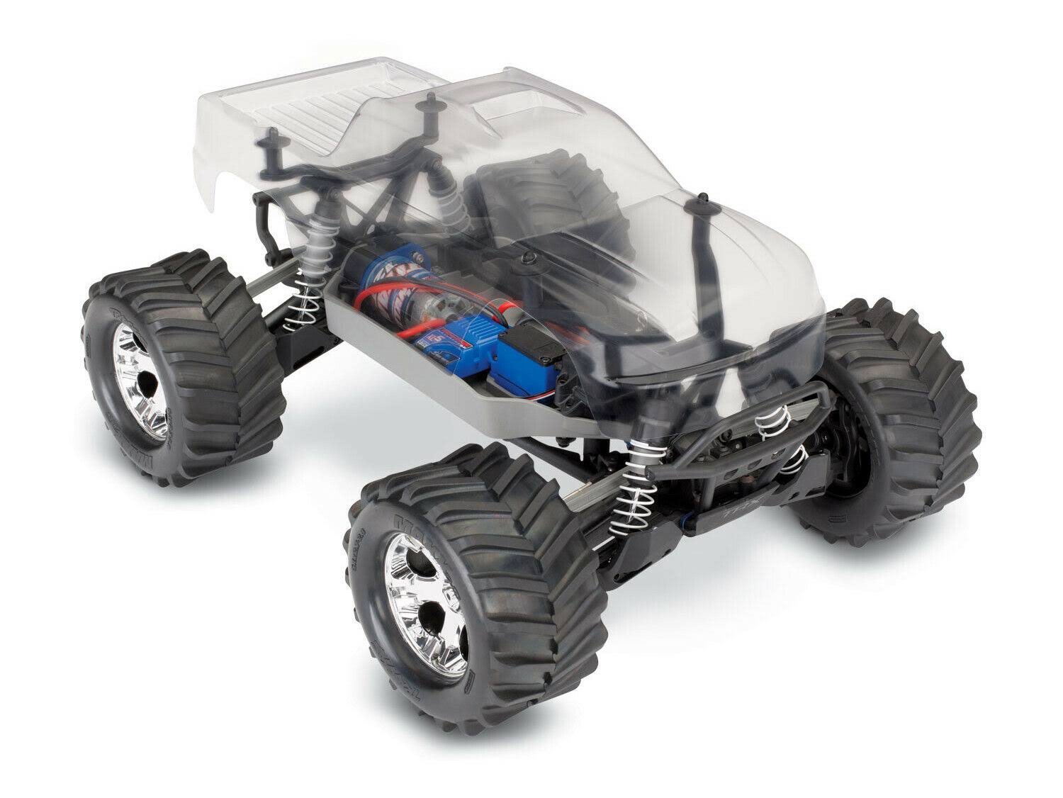 Traxxas Stampede 4x4 Assembly Kit TRA67014-4