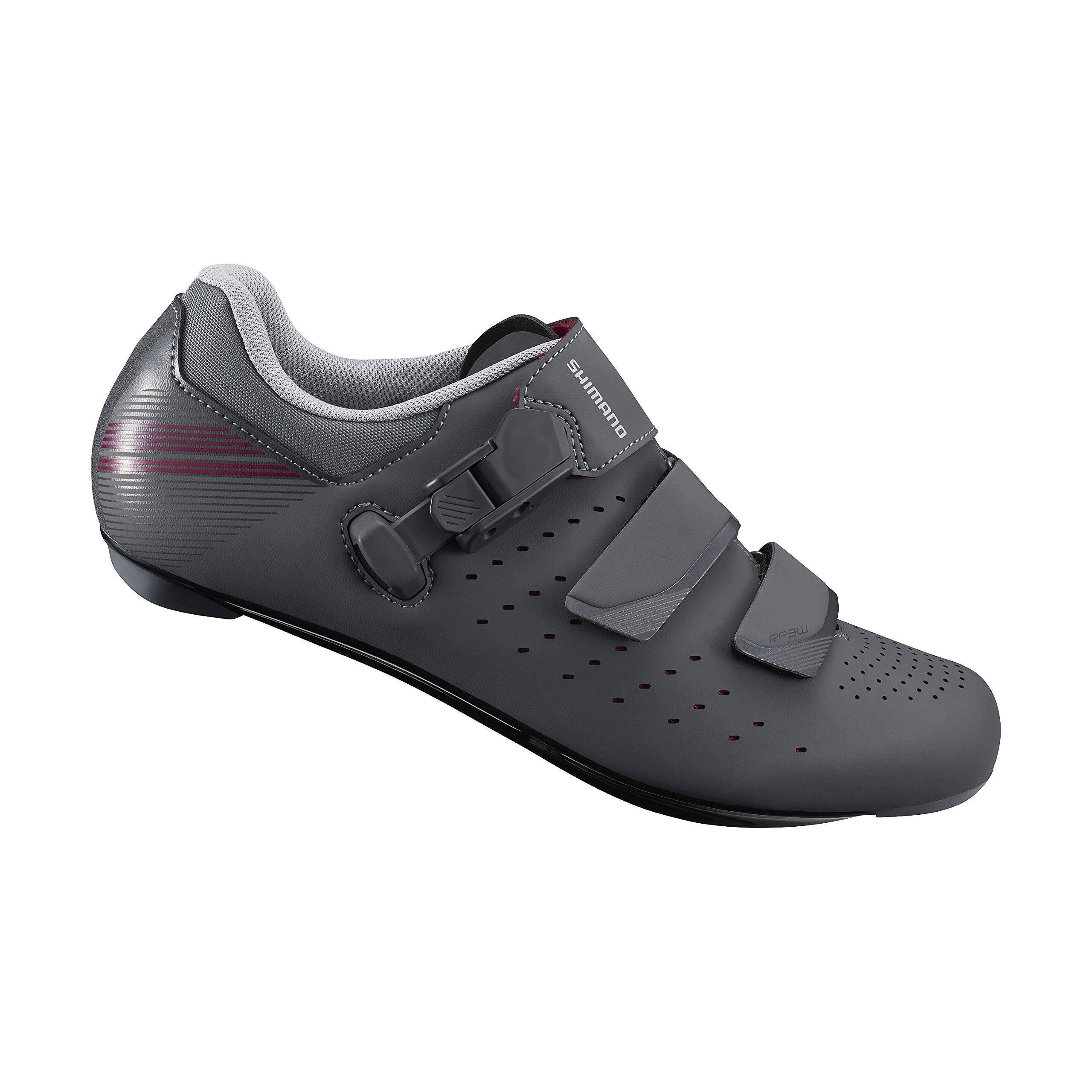 Shimano SH-RP3W Women's Road Cycling Shoes 2019 - Gray Size 39