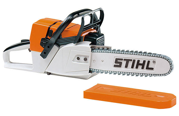Stihl Children's Battery Operated Chainsaw Toy
