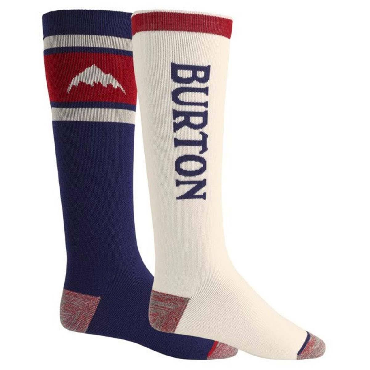 Burton Men's Weekend Midweight Socks 2 Pack