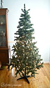 Pine Cone Christmas Trees For Sale by Update A Fake Christmas Tree For Less Than 10 By 3 Little Greenwoods