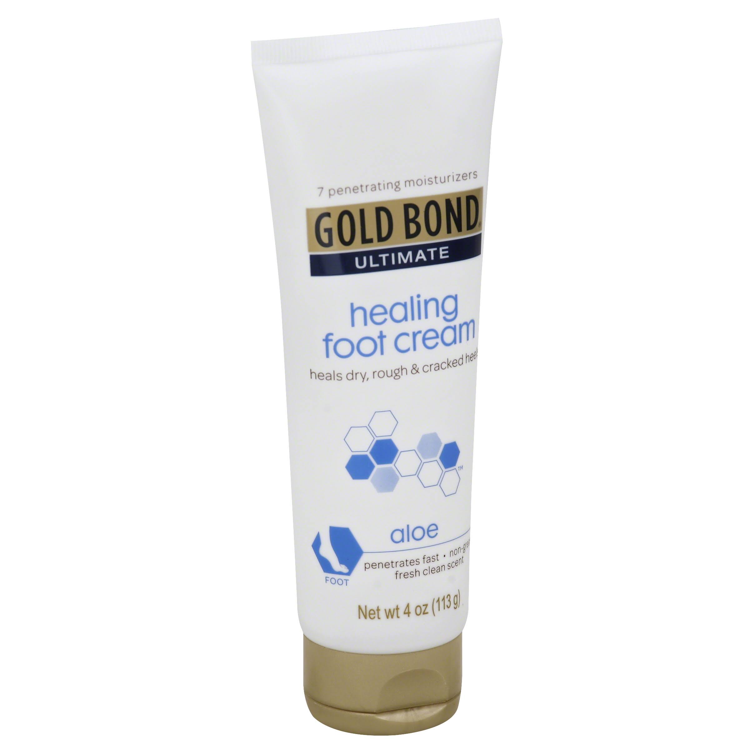 Gold Bond Ultimate Aloe Healing Foot Cream - 113g
