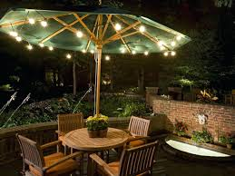 Walmart Patio Umbrella Table by Lighting Beautiful Patio Lights String For Outdoor Track Lighting