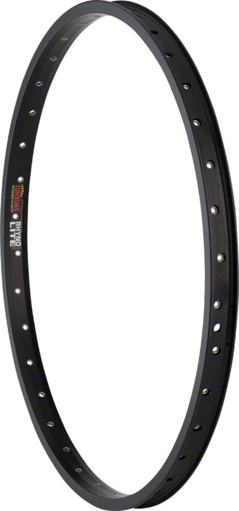 Sun Ringle Rhyno Lite XL Rim - Black, 36H, 24""