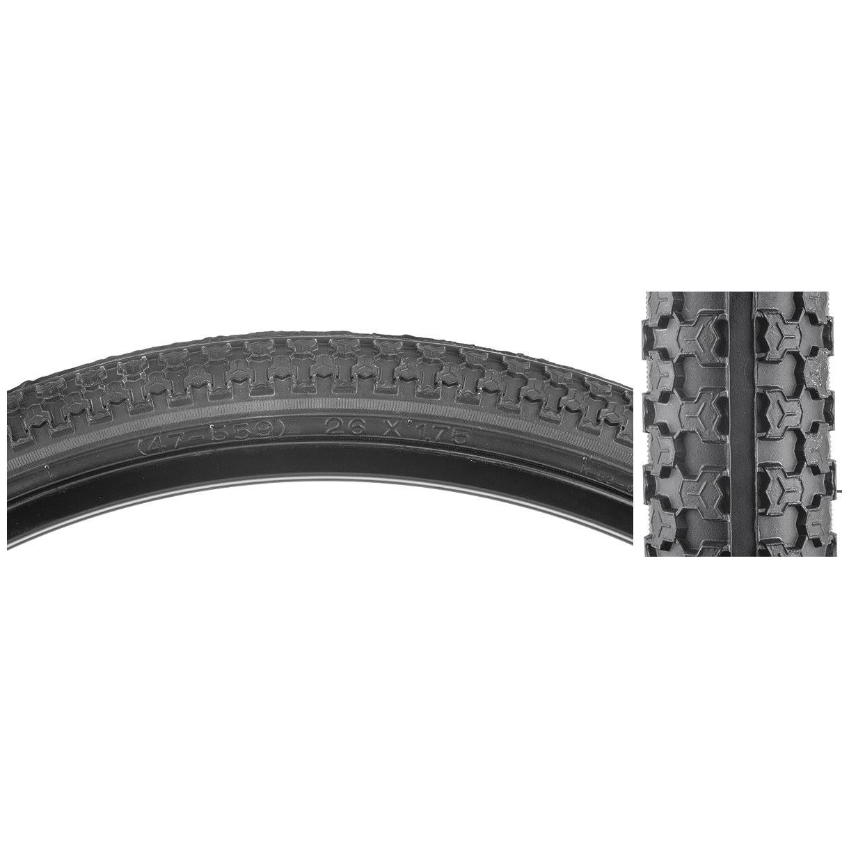 Sunlite MTB Raised Center 26x1.75 Mountain Tire