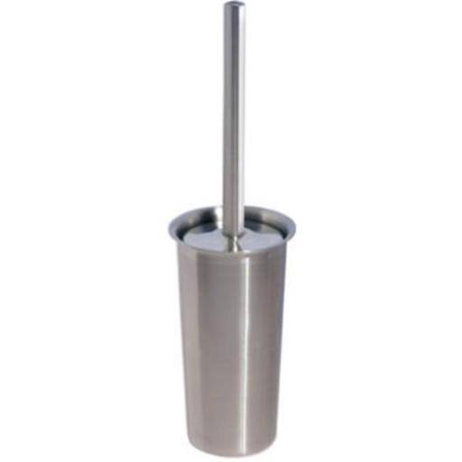 Interdesign Forma Toilet Bowl Brush And Holder - Brushed Stainless Steel