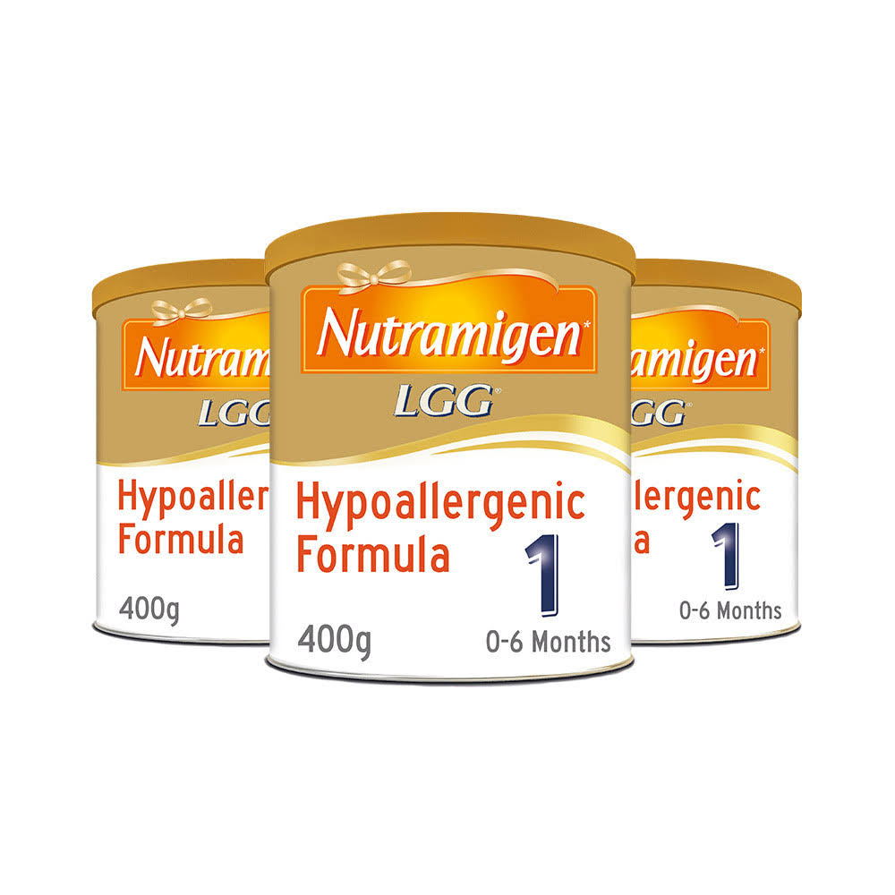 Nutramigen Lipil Powder Stage 1 for Babies with Cow's Milk Allergy - 400g