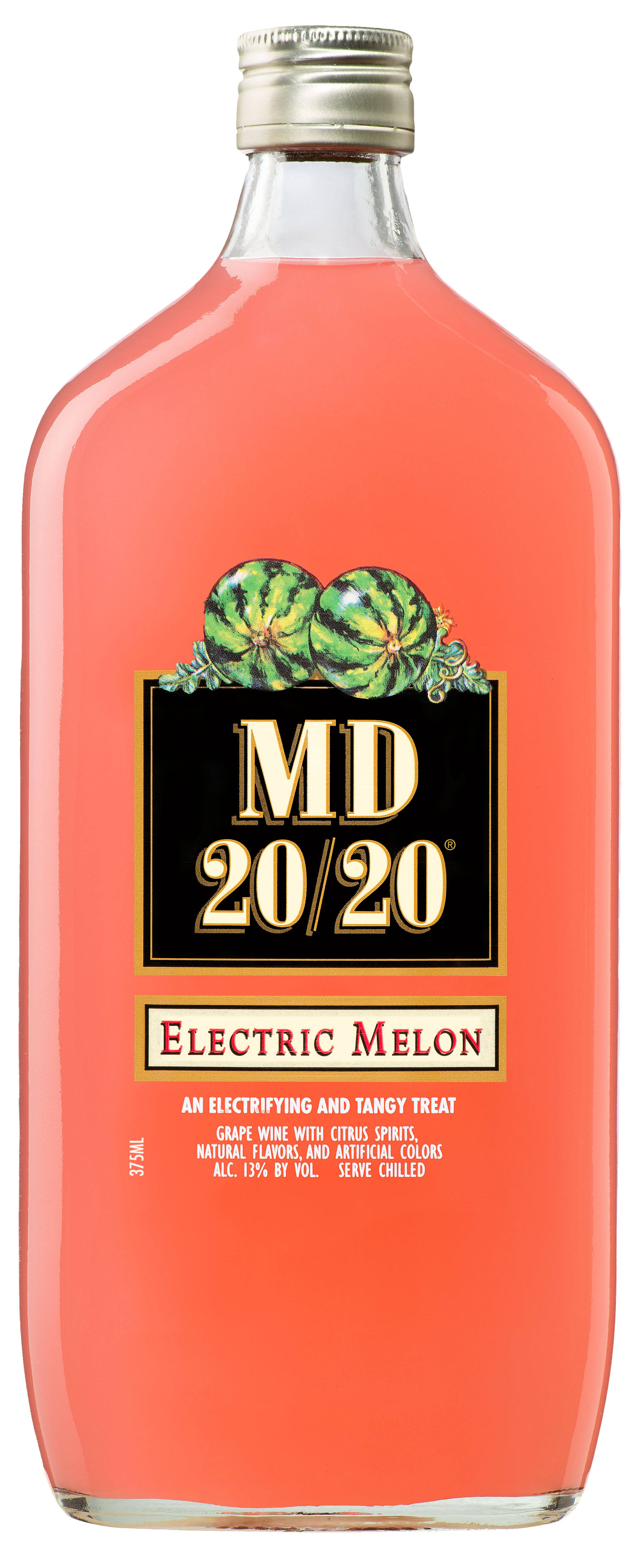MD 20/20 Electric Melon Flavored Wine - 375ml