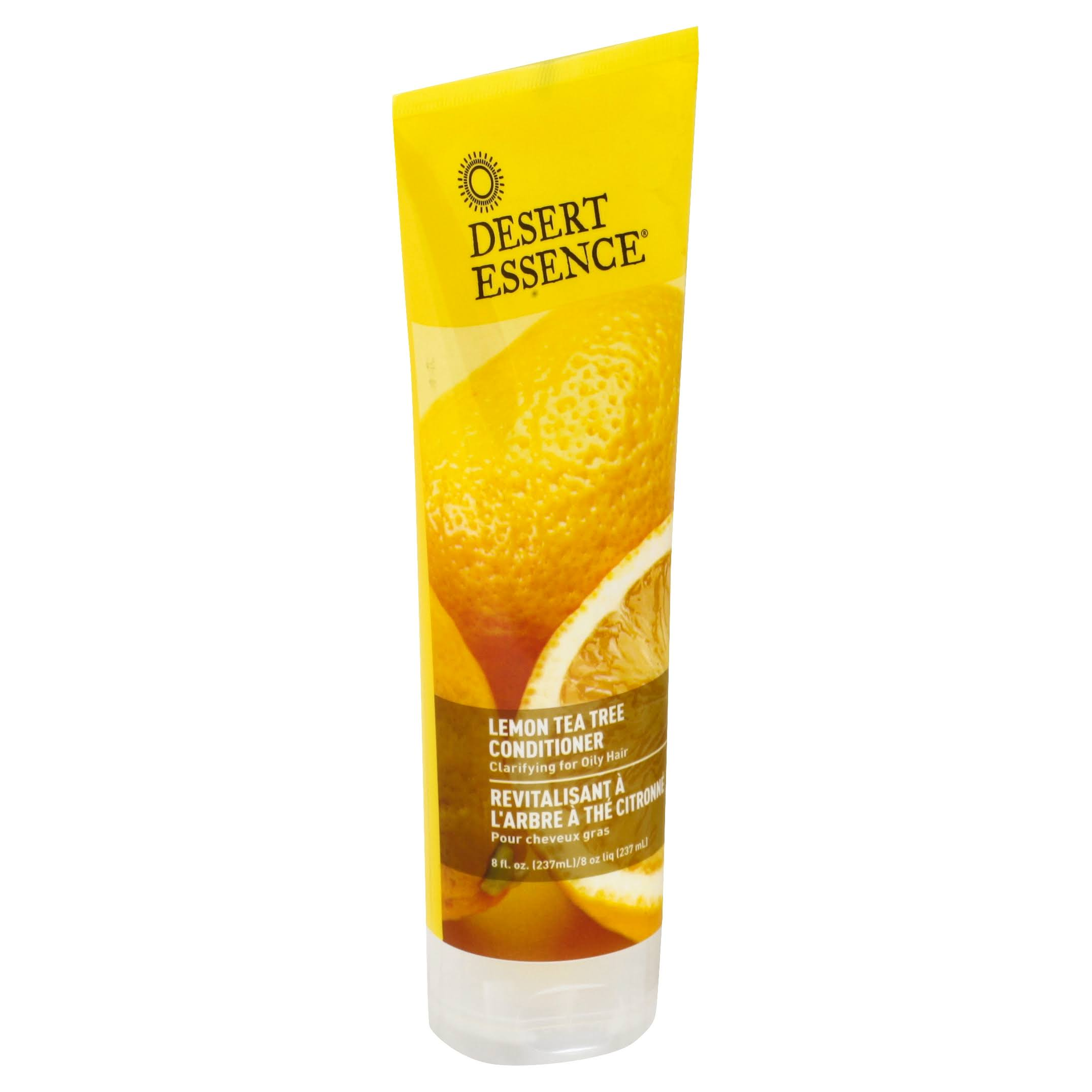 Desert Essence Lemon Tea Tree Conditioner - 237ml