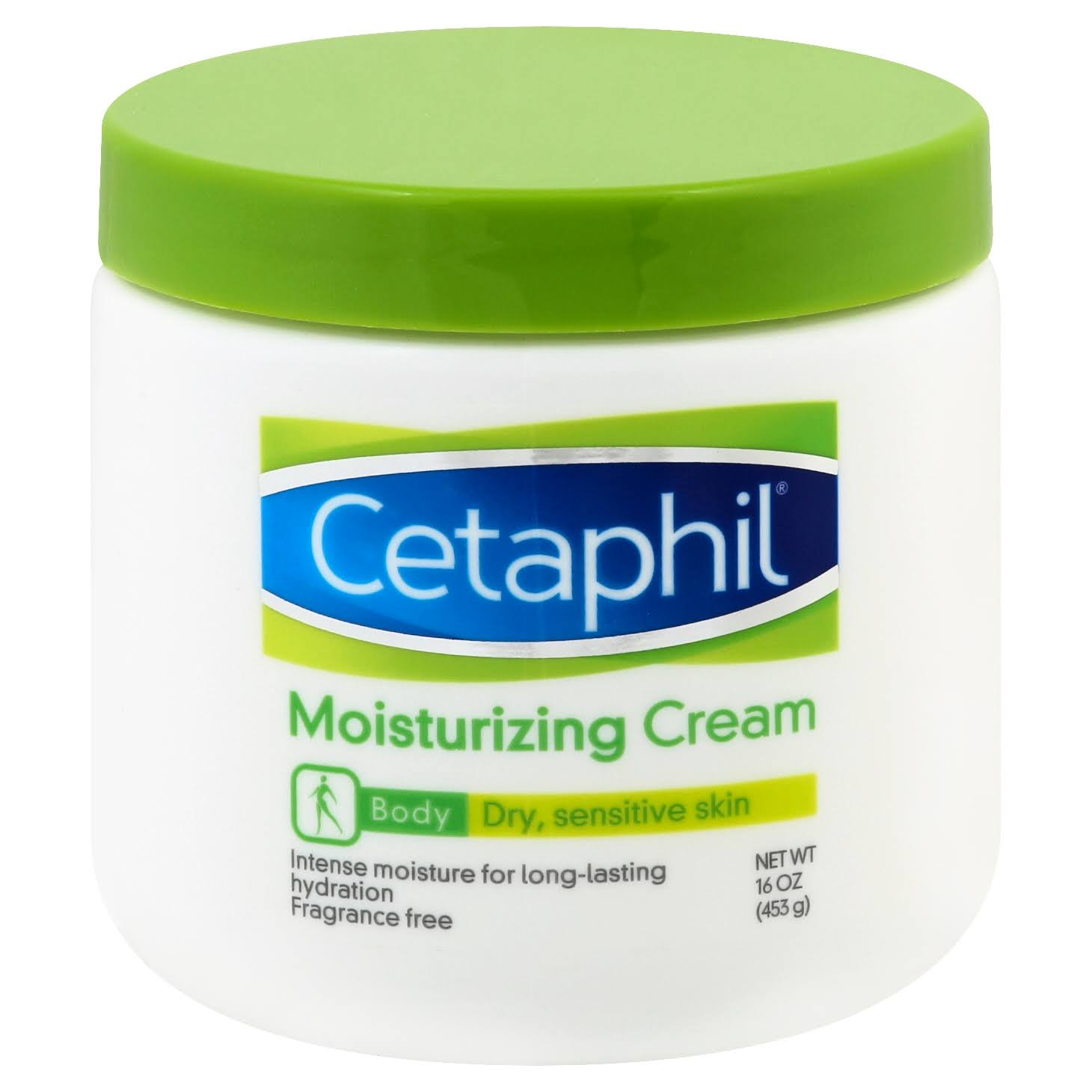 Cetaphil Moisturizing Cream - Fragrance Free, 16oz