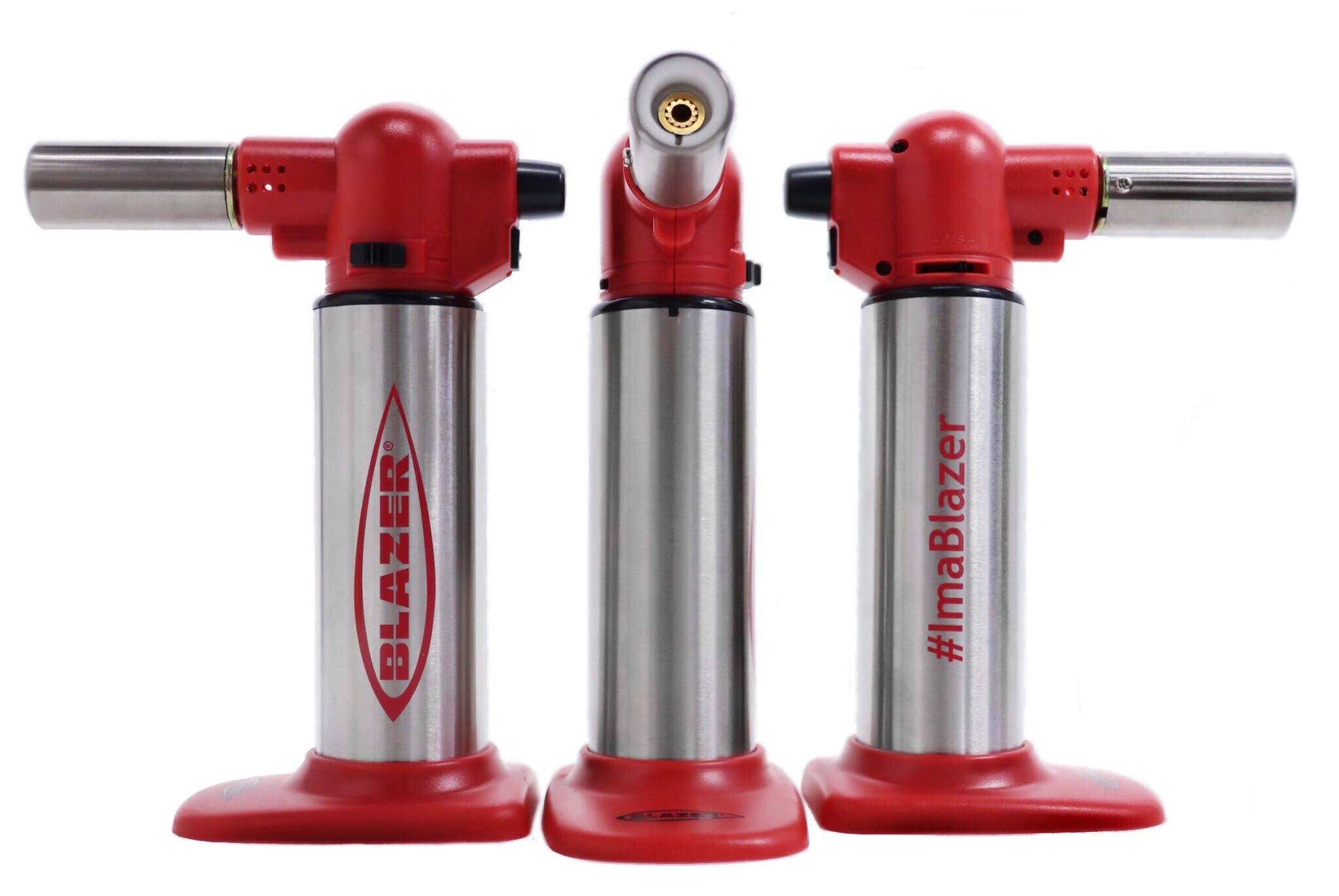 Blazer 189-8020 Big Buddy Turbo Torch - Red