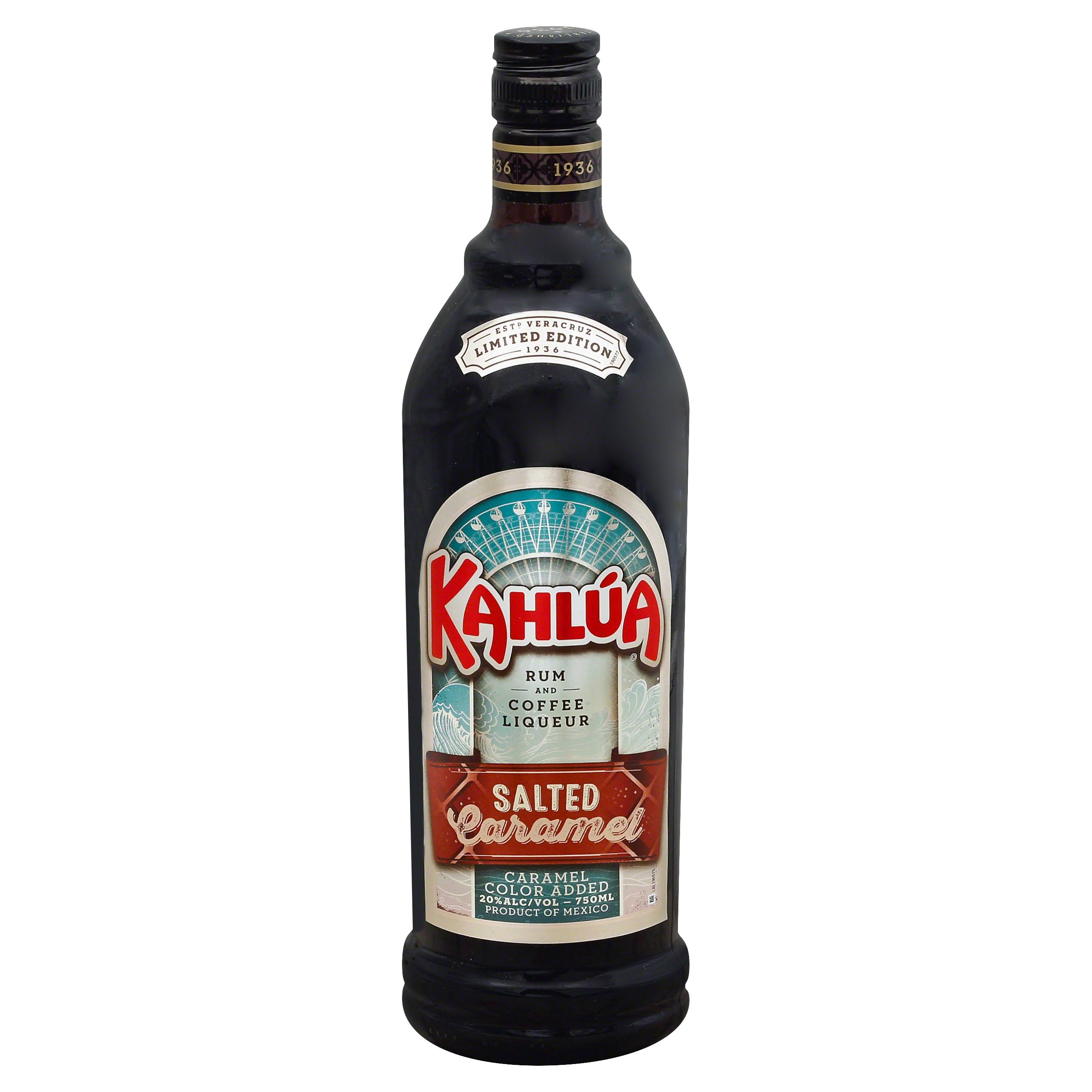 Kahlua Rum & Coffee Liqueur Salted Caramel - 750ml