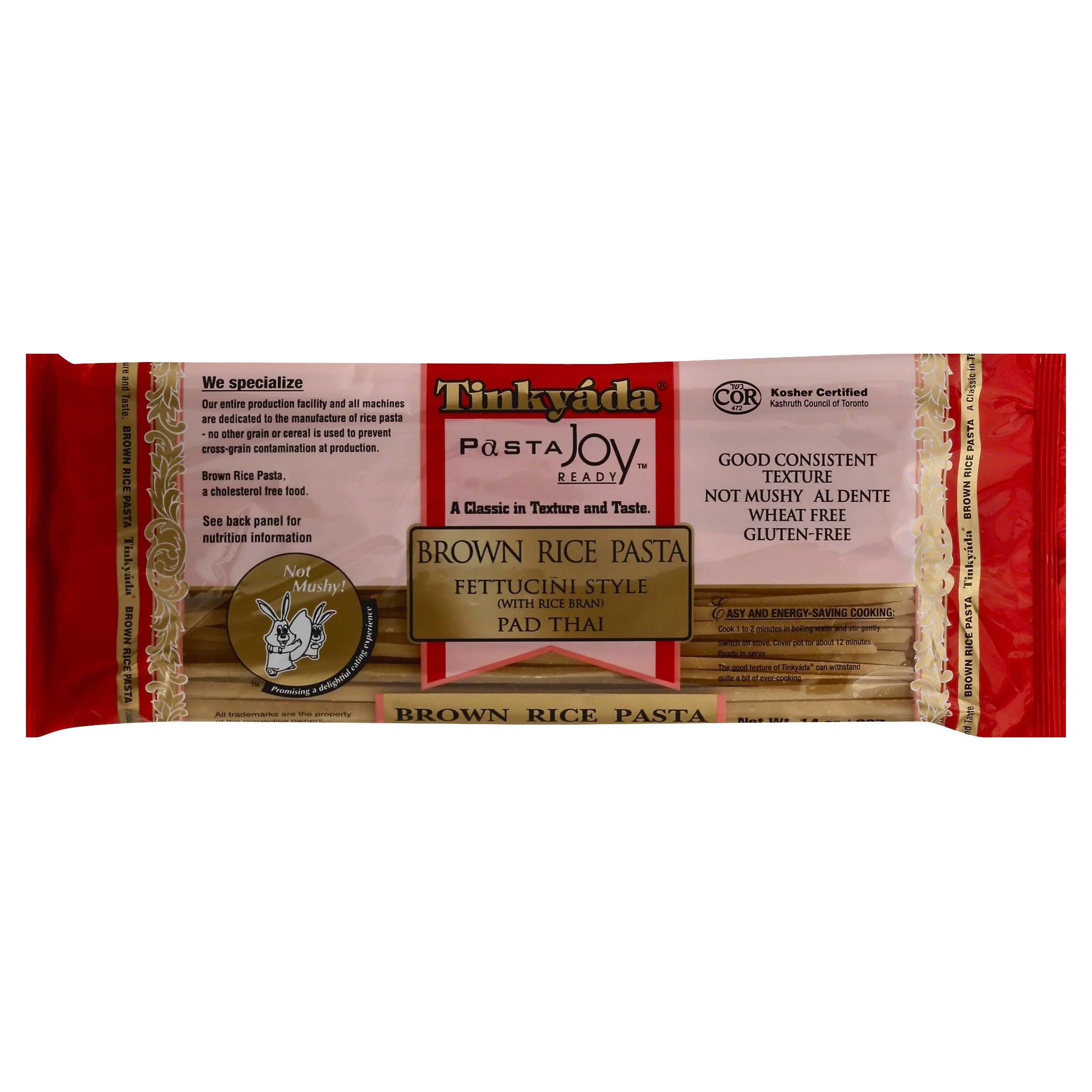Tinkyada Brown Rice Pasta - Fettuccini, 14oz