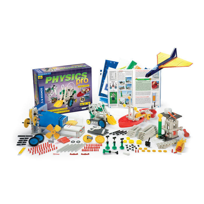 Thames and Kosmos Physics Pro Science Kit