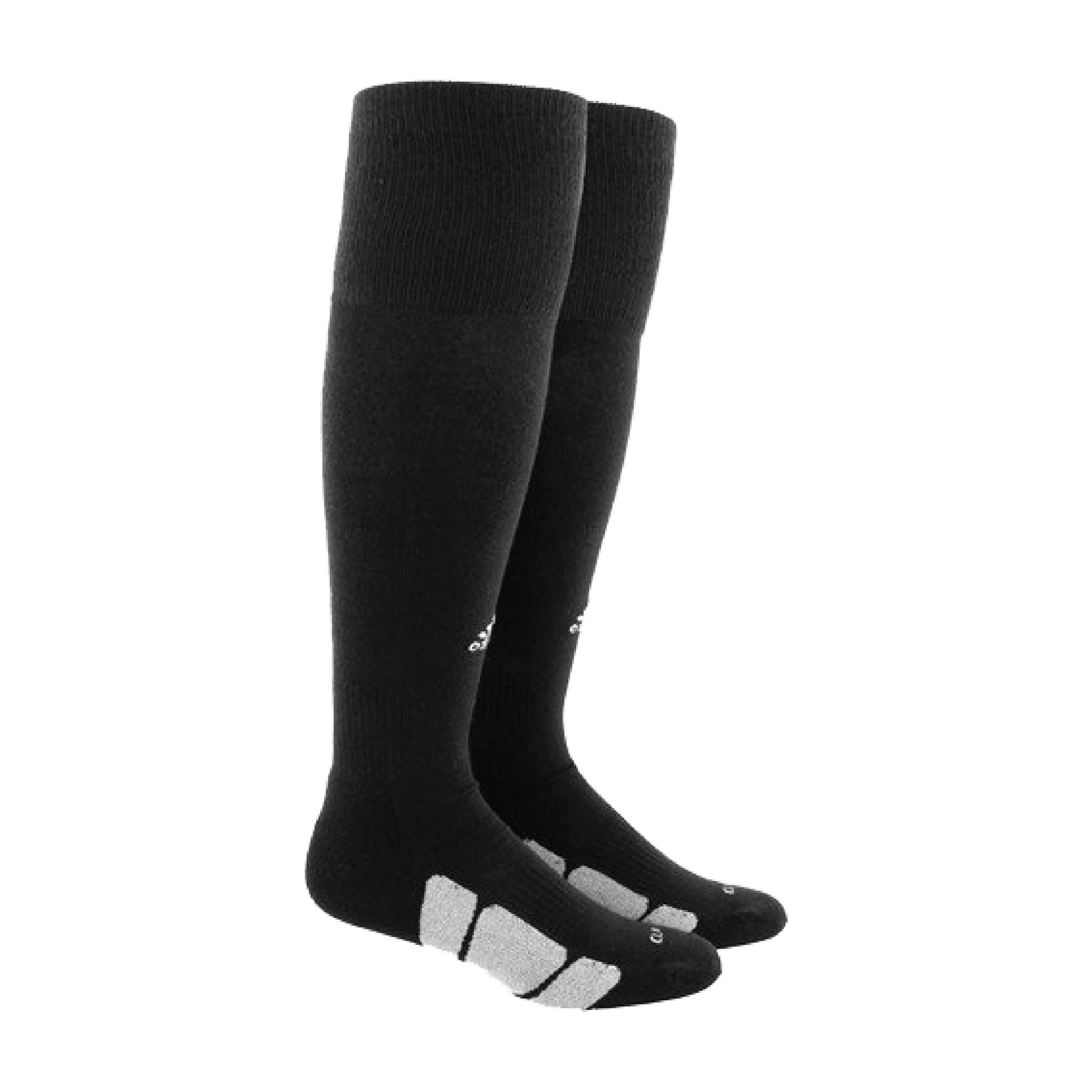 Adidas Utility Long Soccer Socks - Black, X-Small