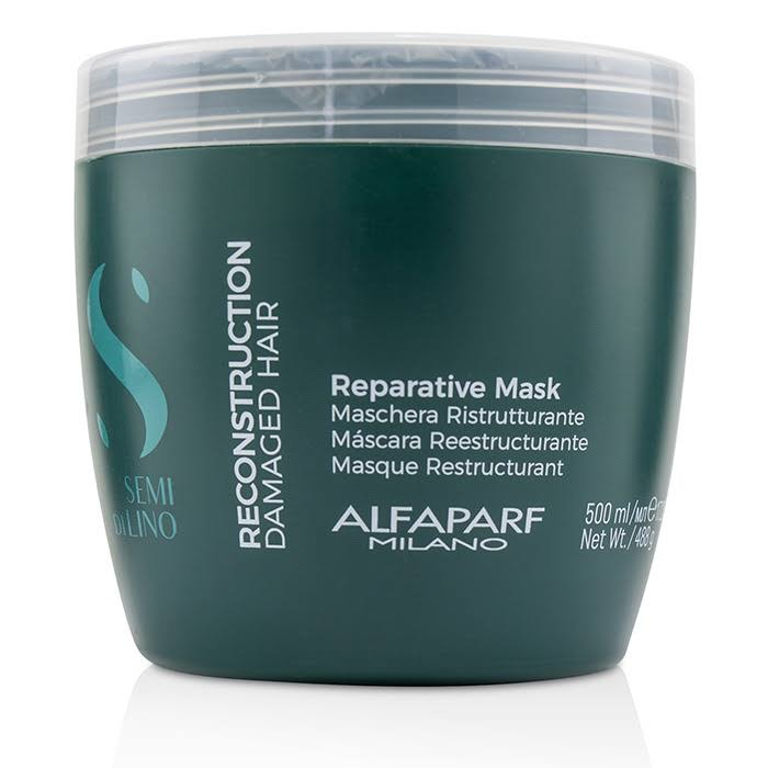 Semi di Lino Reconstruction Reparative Mask (Damaged Hair)
