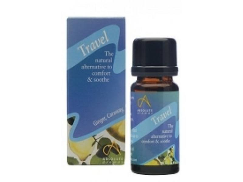 Absolute Aromas Travel Essential Massage Oil