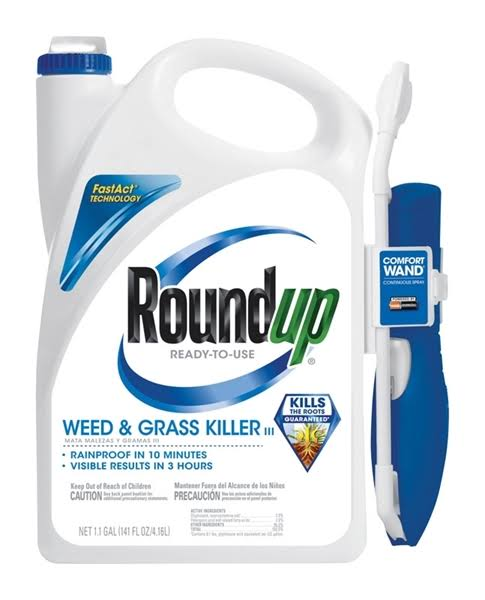 Scotts Roundup Weed And Grass Killer