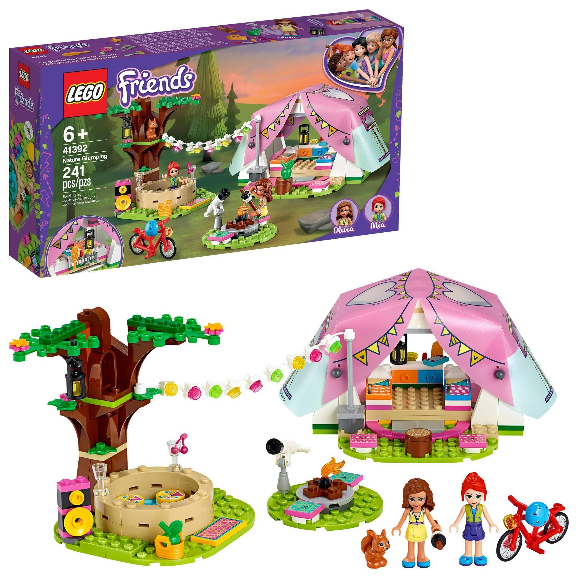 Lego Friends - Nature Glamping 41392
