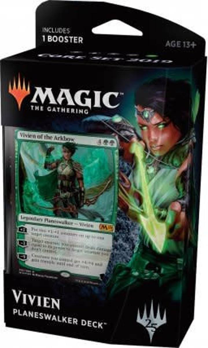 Magic The Gathering: Core Set 2019 - Planeswalker Deck