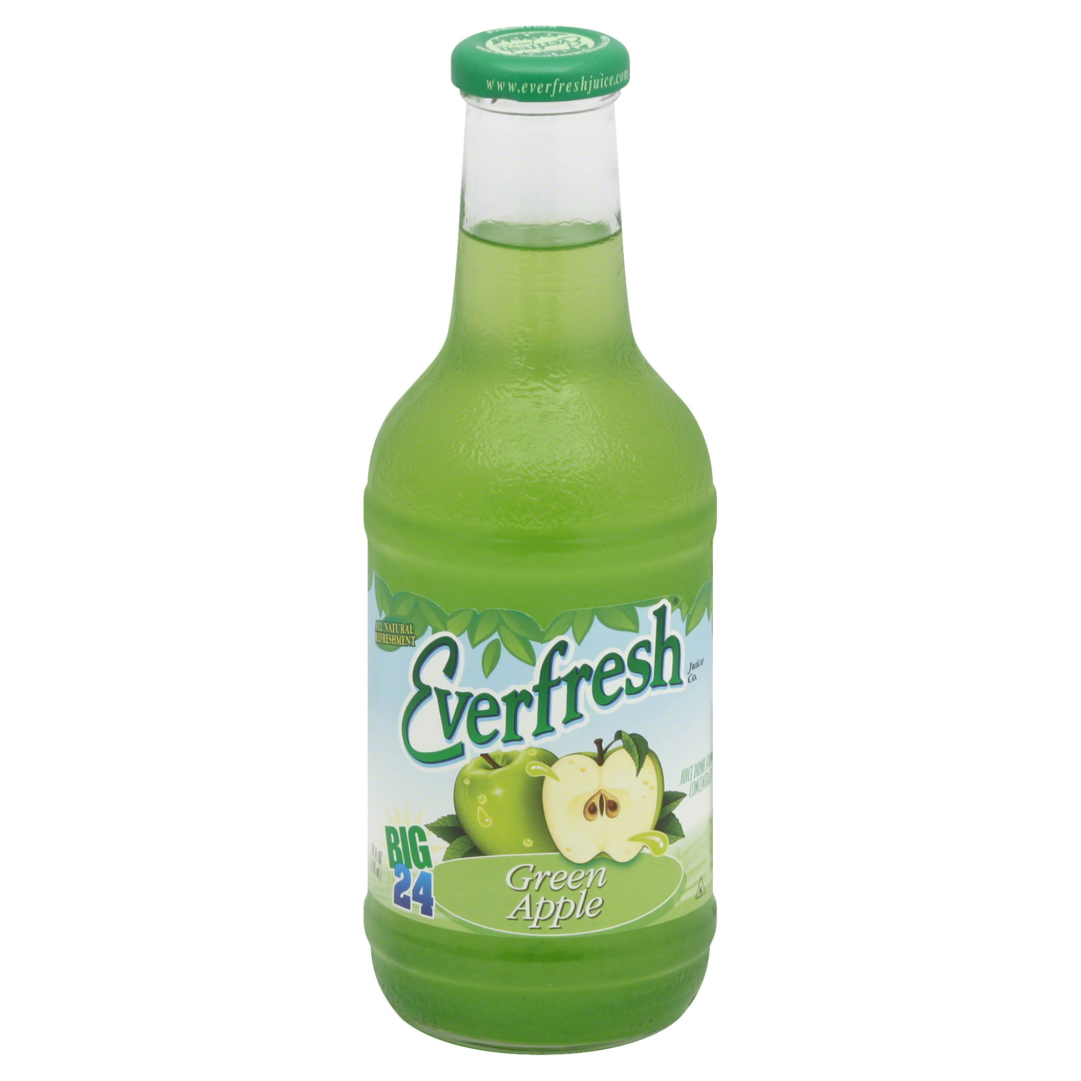 Everfresh Juice Drink - Green Apple