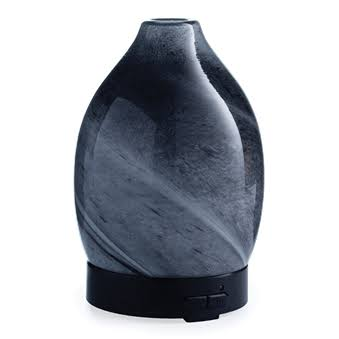 Airome Obsidian Ultrasonic 100ml Essential Oil Diffuser, Black