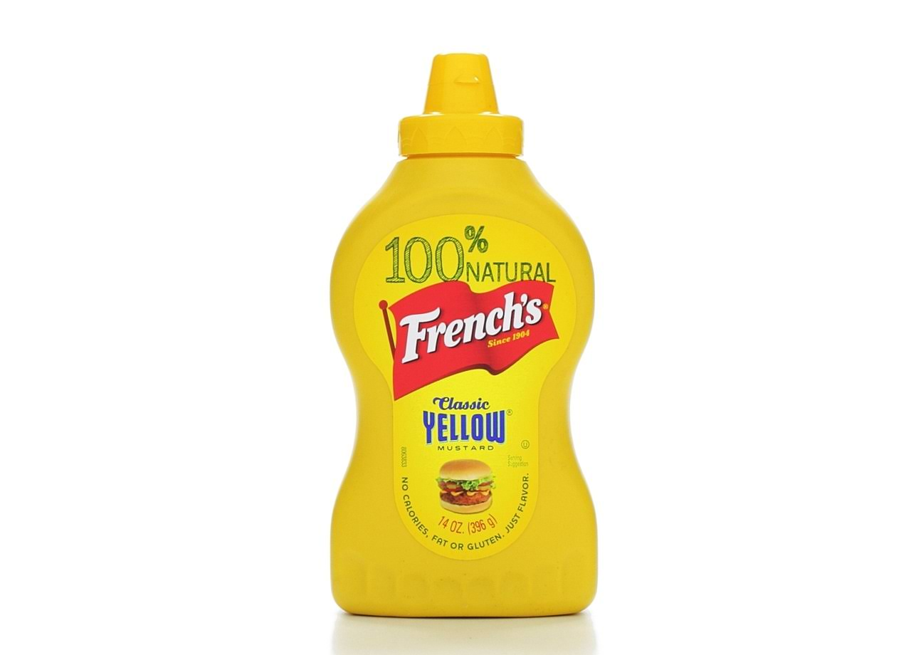 French's Classic Yellow Mustard - 14oz