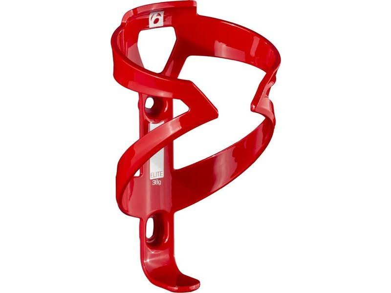 Bontrager Elite Water Bottle Cage - Red