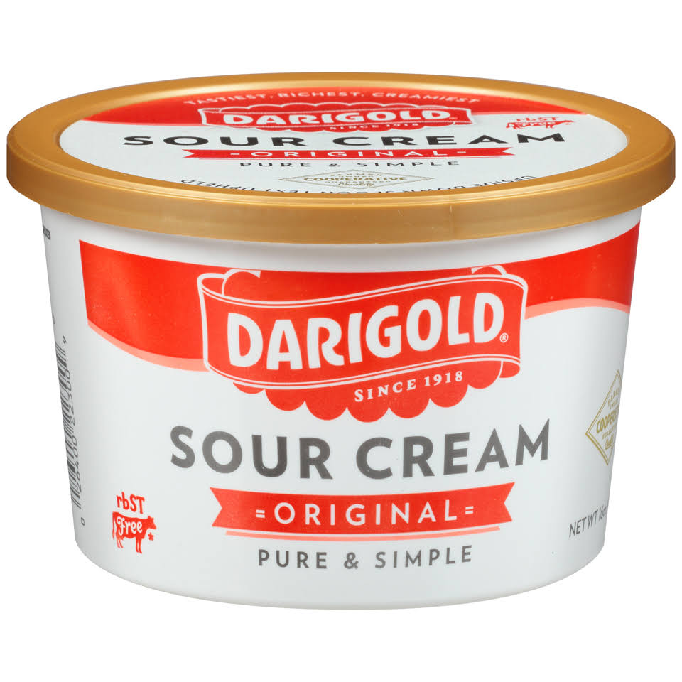 Darigold Sour Cream - 16oz