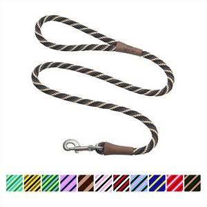Mendota Twist Snap Dog Leash