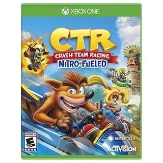 Crash Team Racing: Nitro Fueled - Xbox One