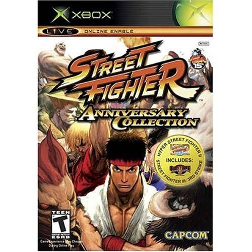Capcom Street Fighter Anniversary Collection