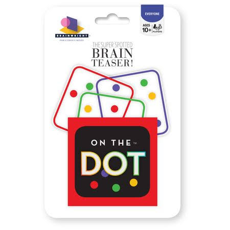 Brainwright on the Dot Brainteasers Game