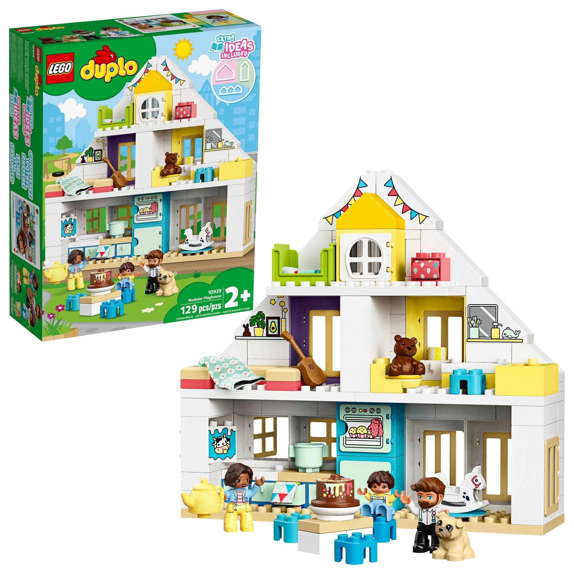 Lego Duplo Town Modular Playhouse 10929