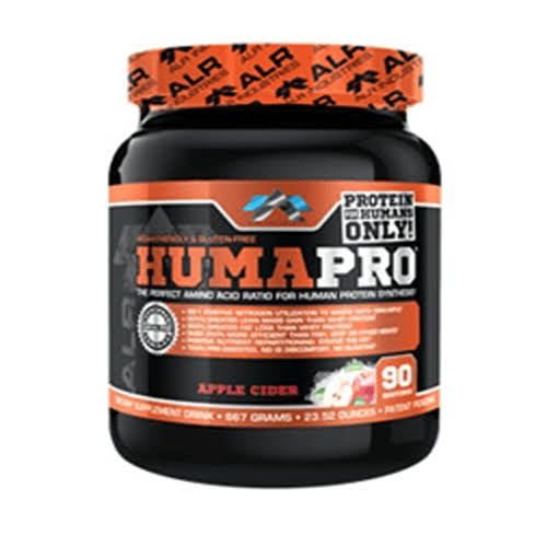 ALR Industries Humapro Protein Matrix Formulated Supplement - Fresh Cut Pineapple, 667g