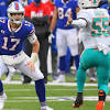 Dolphins at Bills score: Buffalo secures the No. 2 seed in the AFC in ...