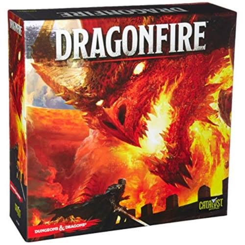 Catalyst Dragonfire D and D Deck Building Game