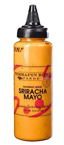 Terrapin Ridge Farms Sriracha Mayo Squeeze Garnishing Sauce - 9oz