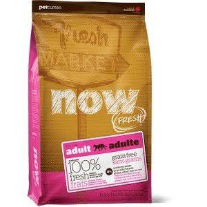 Now Fresh Grain Free Adult Cat Food - 8lb